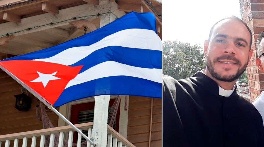 """""""Cuba está muriendo"""" y el gobierno miente impunemente, denuncia sacerdote"""